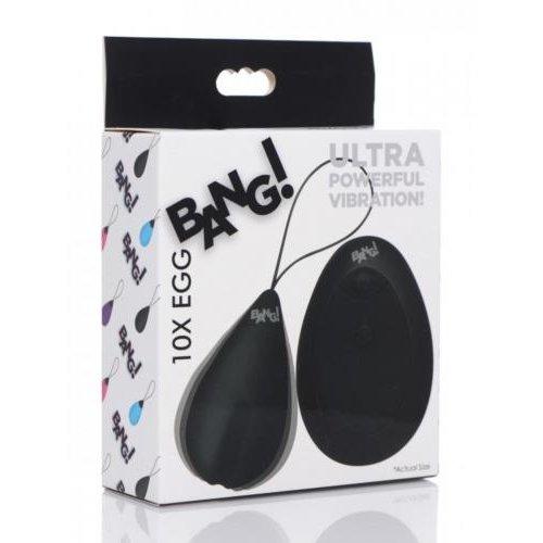 Bang! Bang! Vibrerend Ei Met Afstandsbediening