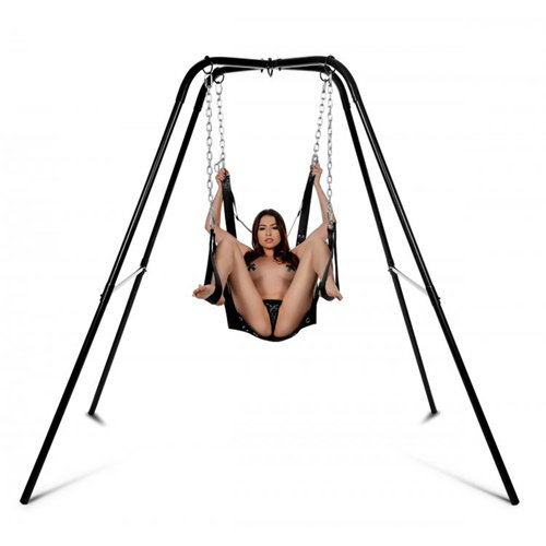 Strict Extreme Sling And Swing Seksschommel