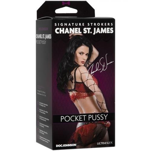 Doc Johnson Club Jenna - ULTRASKYN Pocket Pussy - Chanel St. James