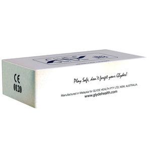 GLYDE Glyde Ultra Natural Condooms - 100 stuks