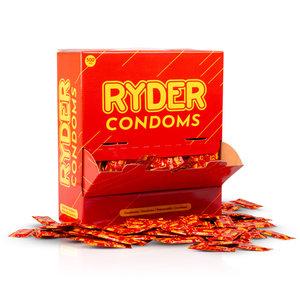 Ryder Ryder Condooms - 500 stuks