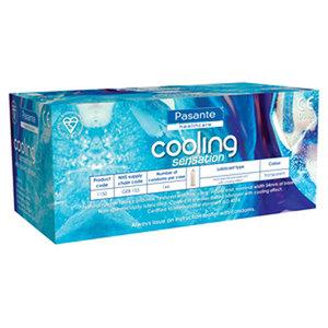 Pasante Pasante Cooling Sensation Condooms - 144 stuks