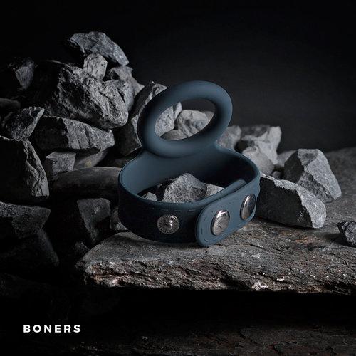 Boners Boners Cock & Ball Strap - S/M