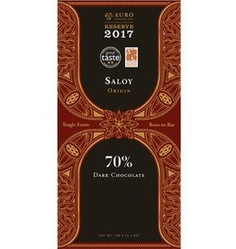 Auro Philipines, Tree to bar,Saloy 70%