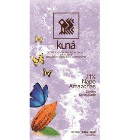 KUNÁ, Ecuador Kuná Napo Amazonas 71% 60gr