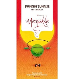 Mesjokke,Netherlands Mesjokke Swingin' Sunrise, Tanzania, small bar, 72%