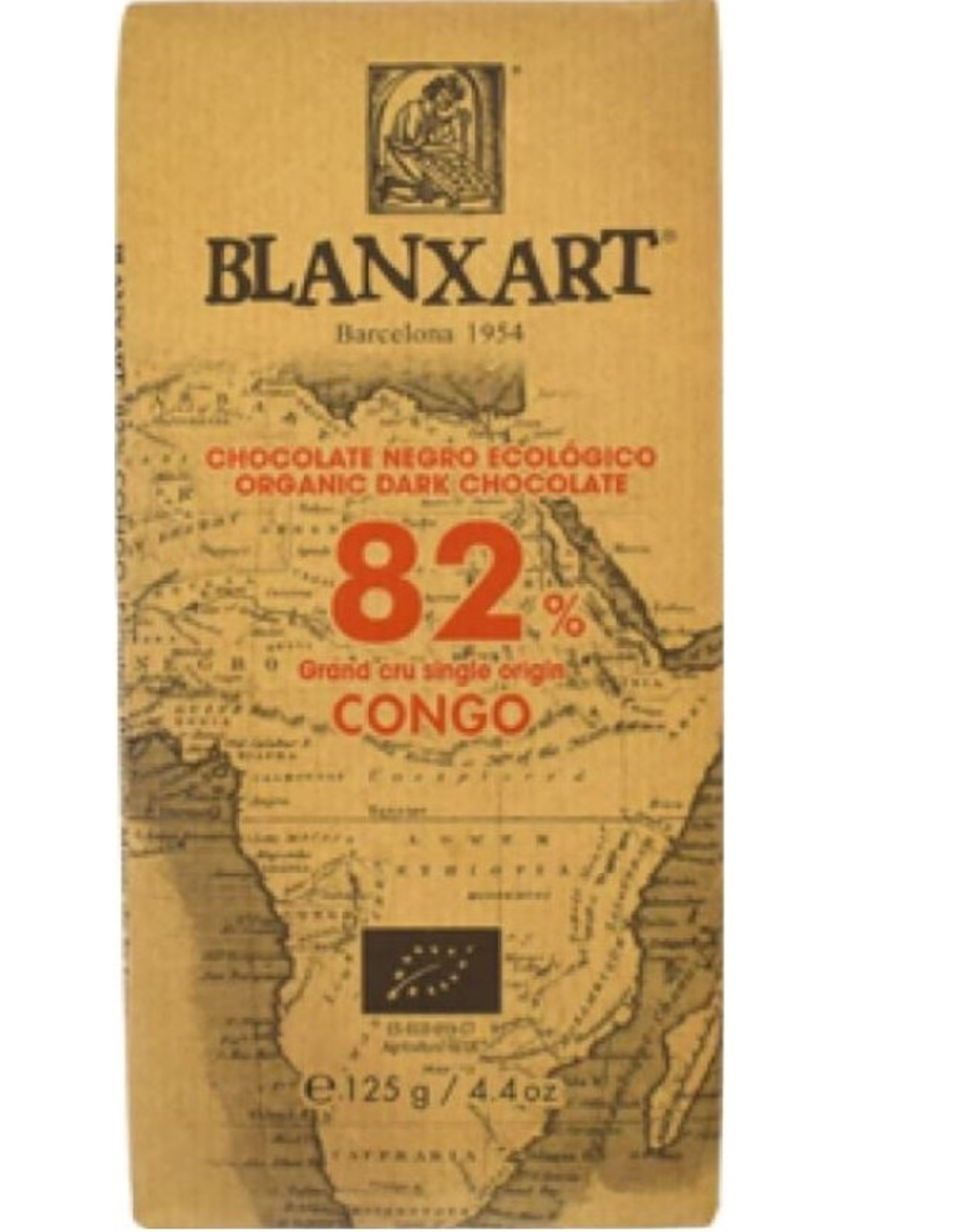 Blanxart, Spain Blanxart Congo, 82%