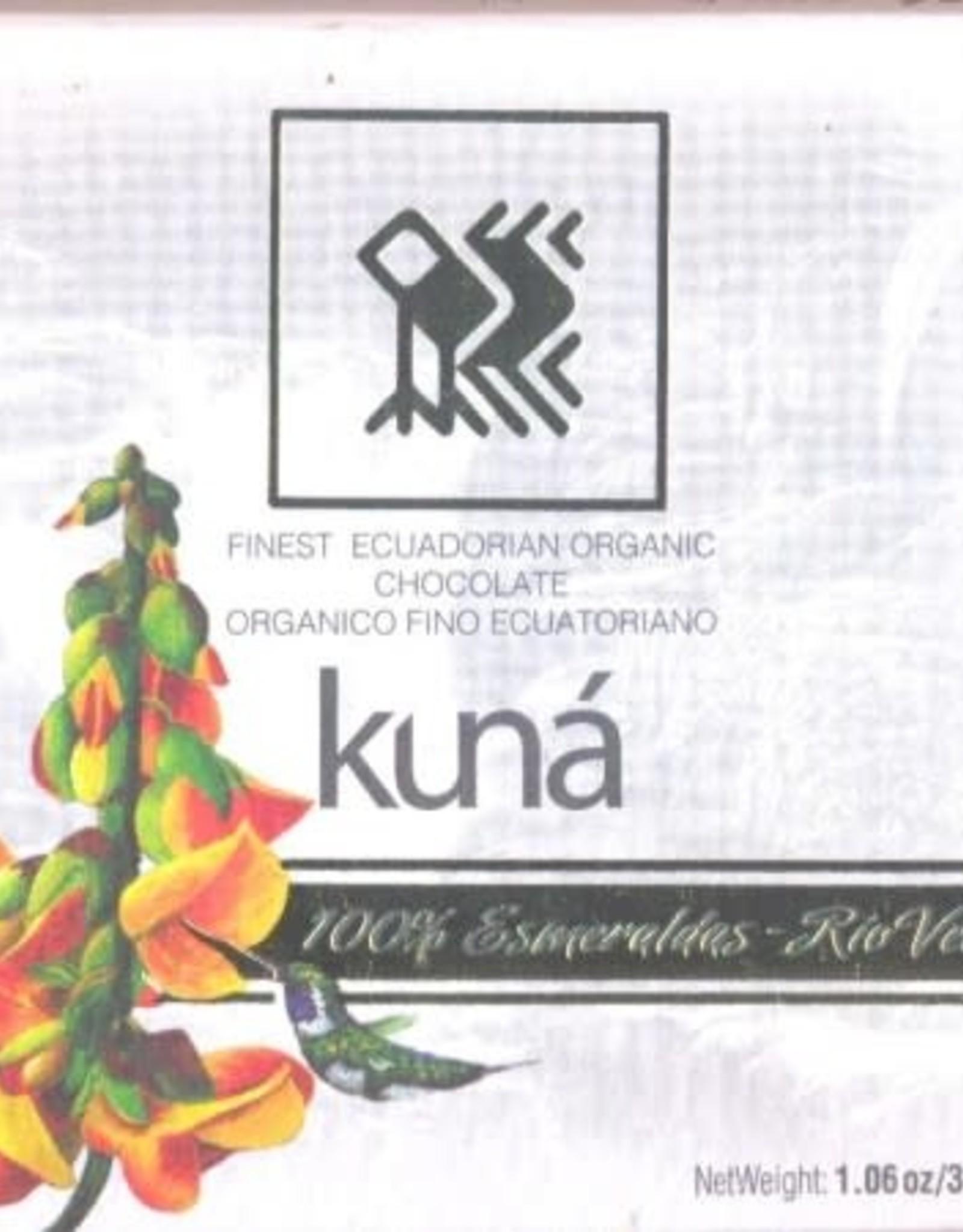 KUNÁ, Ecuador BIO Rio Verde Esmeraldas 100%