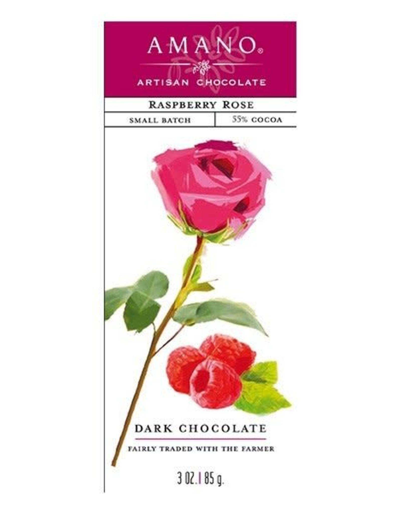 Amano, Utah Amano Raspberry Rose, 55%