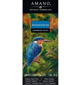 Amano, Utah Amano Venezuela, Ocumare village, 70%