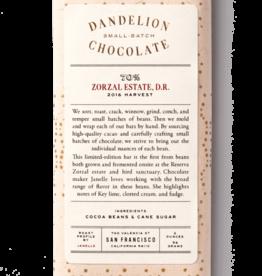 Dandelion Dandelion Zorzal Estate, Dom. Republic 70%