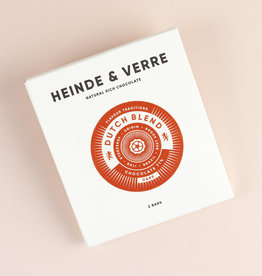 Heinde&Verre, Netherlands Dutch Blend Dark 71%