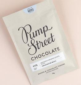 Pump Street Pump Street Madagscar Wit 44%