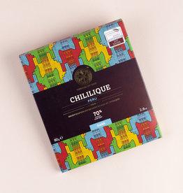 Chocolate tree, Scotland Chocolate Tree Peru, Chililique, 70%