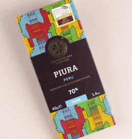 Chocolate tree, Scotland Chocolate Tree Piura Peru 70% mini