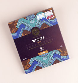 Chocolate tree, Scotland Chocolate Tree Whisky, nibs, Peru, Maranon, 70%