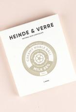 Heinde&Verre, Netherlands Creamy Noble Bali Milk 55%  Melk