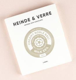 Heinde&Verre, Netherlands Creamy Noble Bali Milk 55%