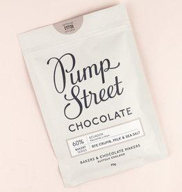 Pump Street Ecuador - Rye Crumb, Milk 60%