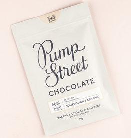 Pump Street Ecuador - Sourdough & Sea salt 66%