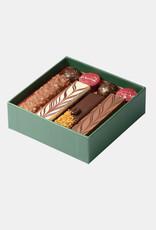 Florentina.Chocolates Florentina doosje 5 mini bar & 4 Bonbons