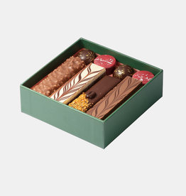 Florentina.Chocolates Florentina Gift Box 5 mini bar & 4 Vegan Bonbons