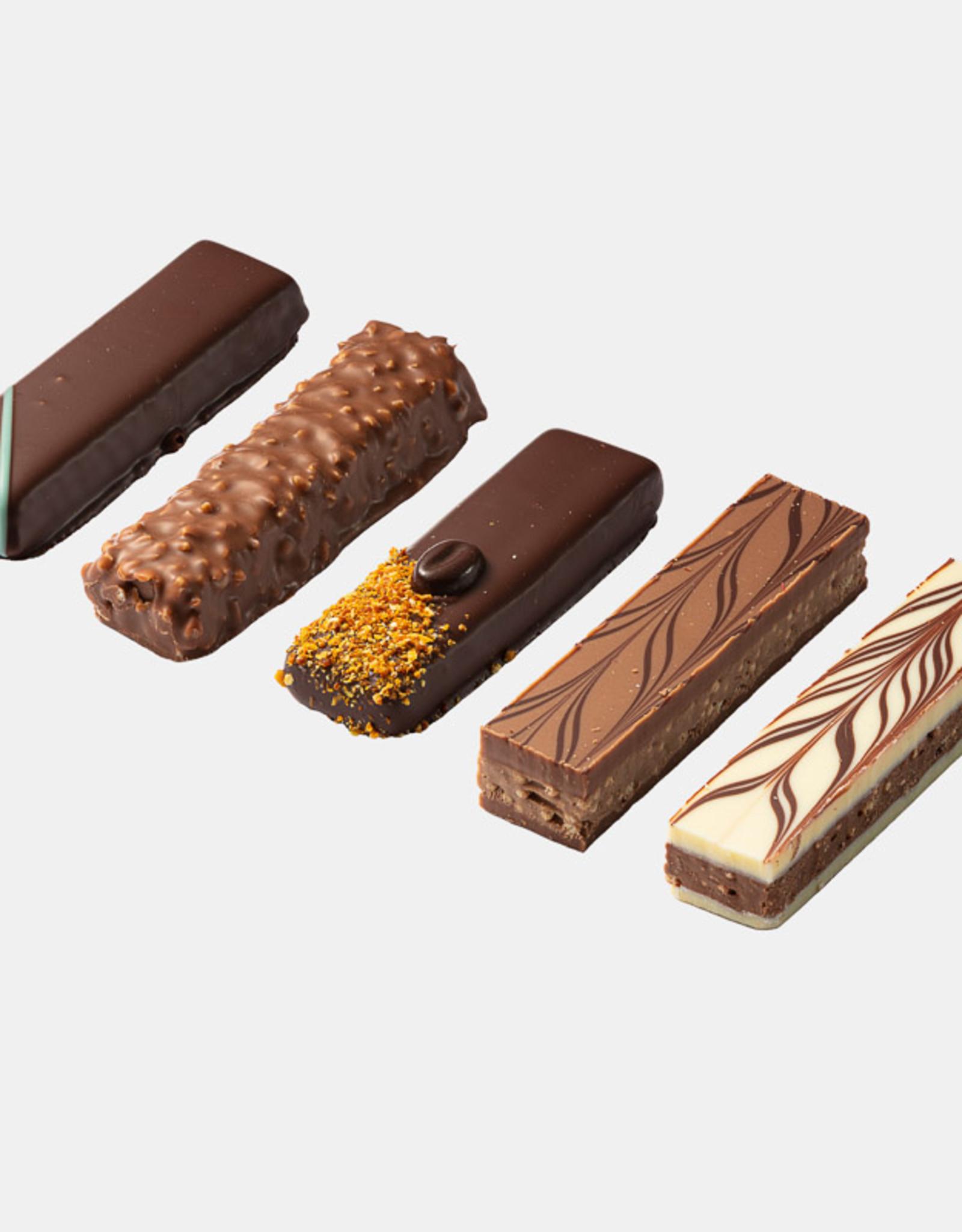 Florentina.Chocolates Florentina Gift Box 10 mini bar & 8 Vegan Bonbons