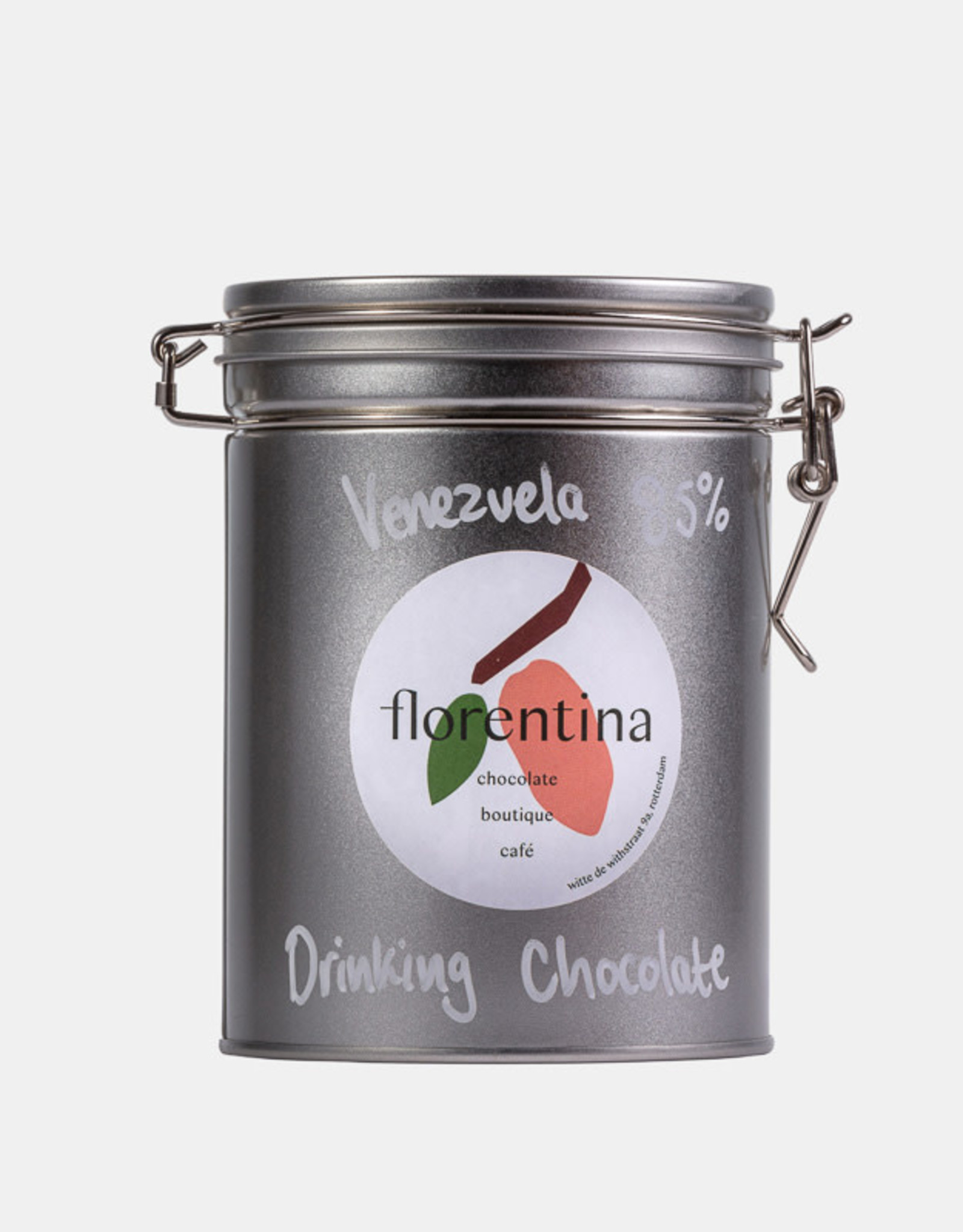 Florentina.Chocolates Drinking chocolate Venezuela 85% VEGAN