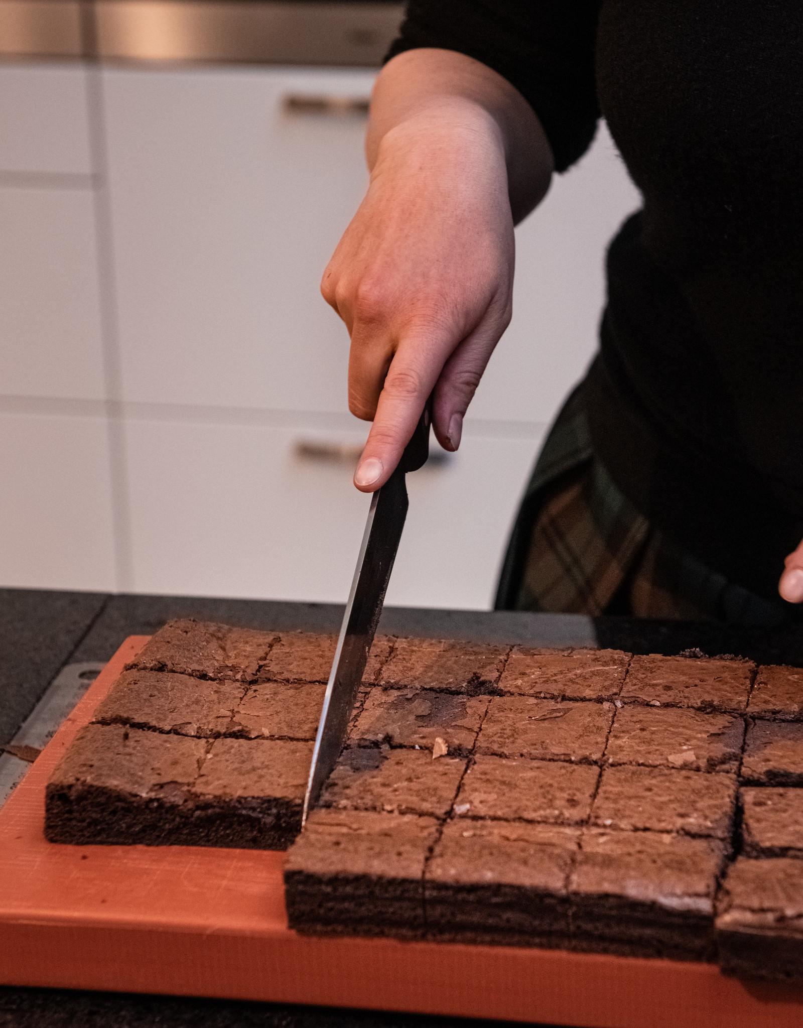 Florentina.Chocolates Brownie Box 4 stuk