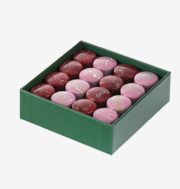 Florentina.Chocolates Florentina Gift Box 16 Valentine  Vegan Bonbons