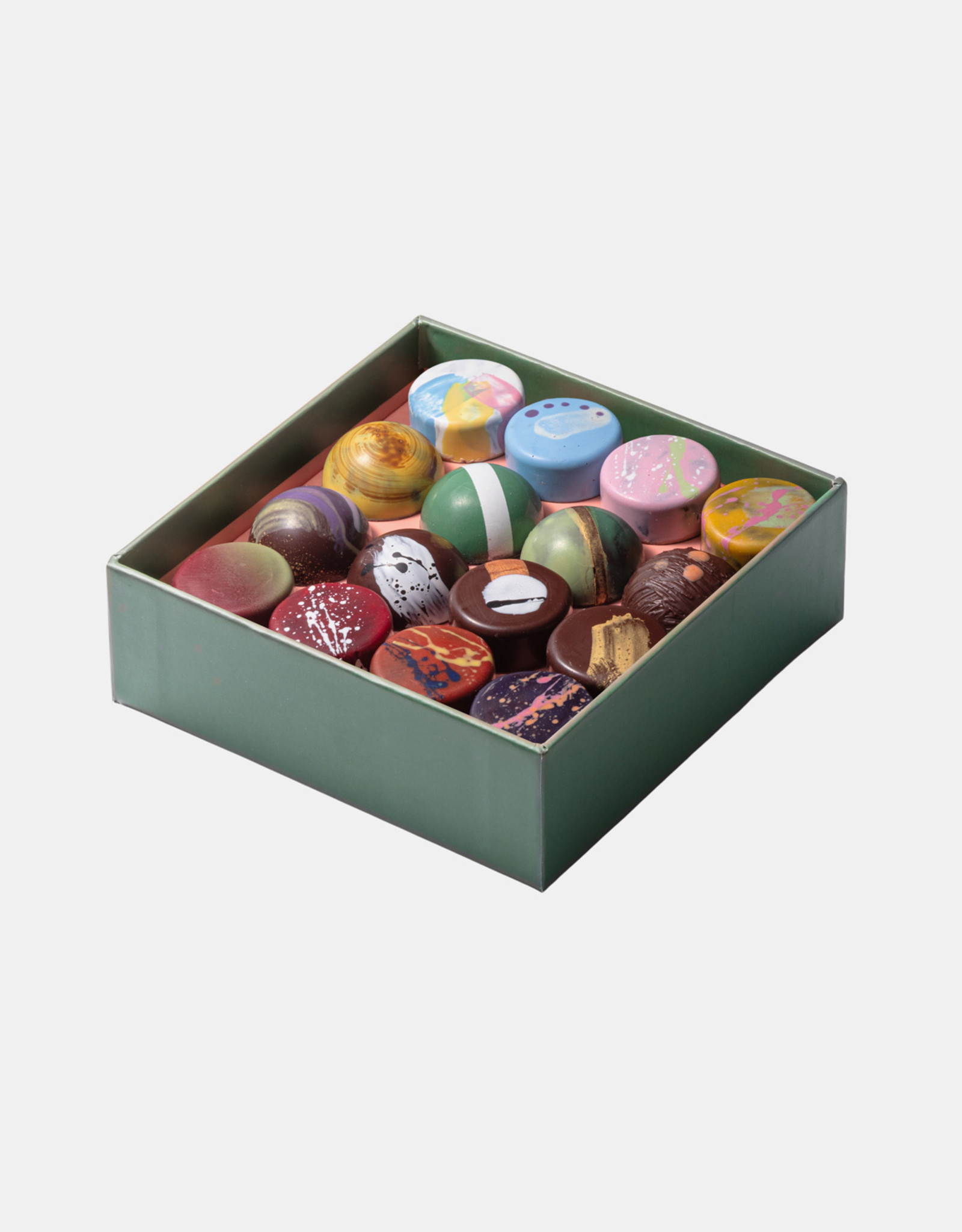Florentina.Chocolates Florentina Gift Box  Vegan Bonbons 32 stuks