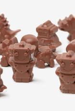 Florentina.Chocolates Florentina Homemade Kinder Melkchocolade figuurtjes