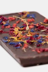 Florentina.Chocolates Florentina Reep Raspberry Flower VEGAN