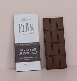 Fjak Fjak Liqourice root & Salt 50%