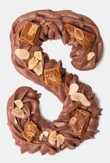 Florentina.Chocolates Sinterklaas Letter Luxe Melk