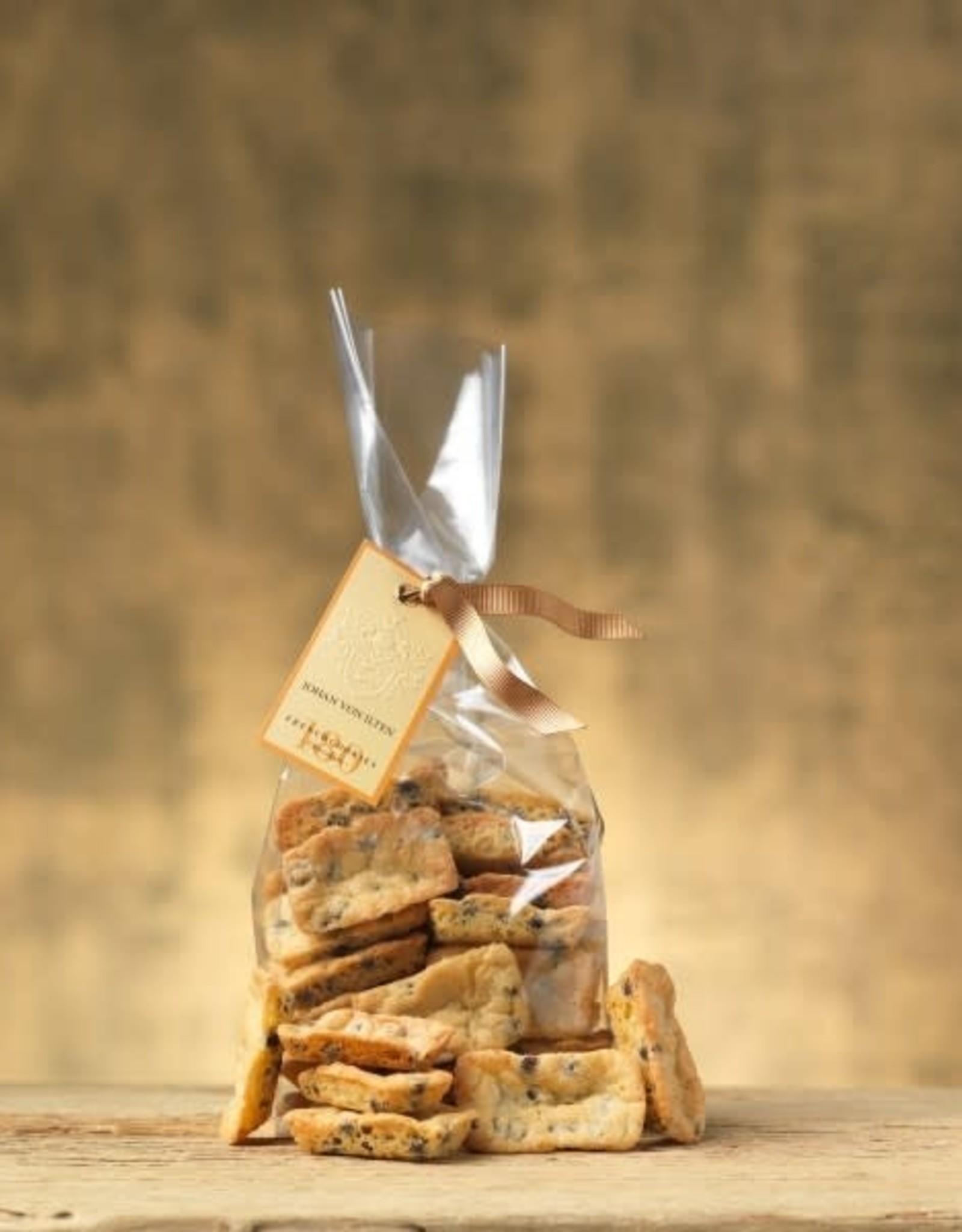 Johan von Ilten Johan von Ilten French chocolate chip cookie