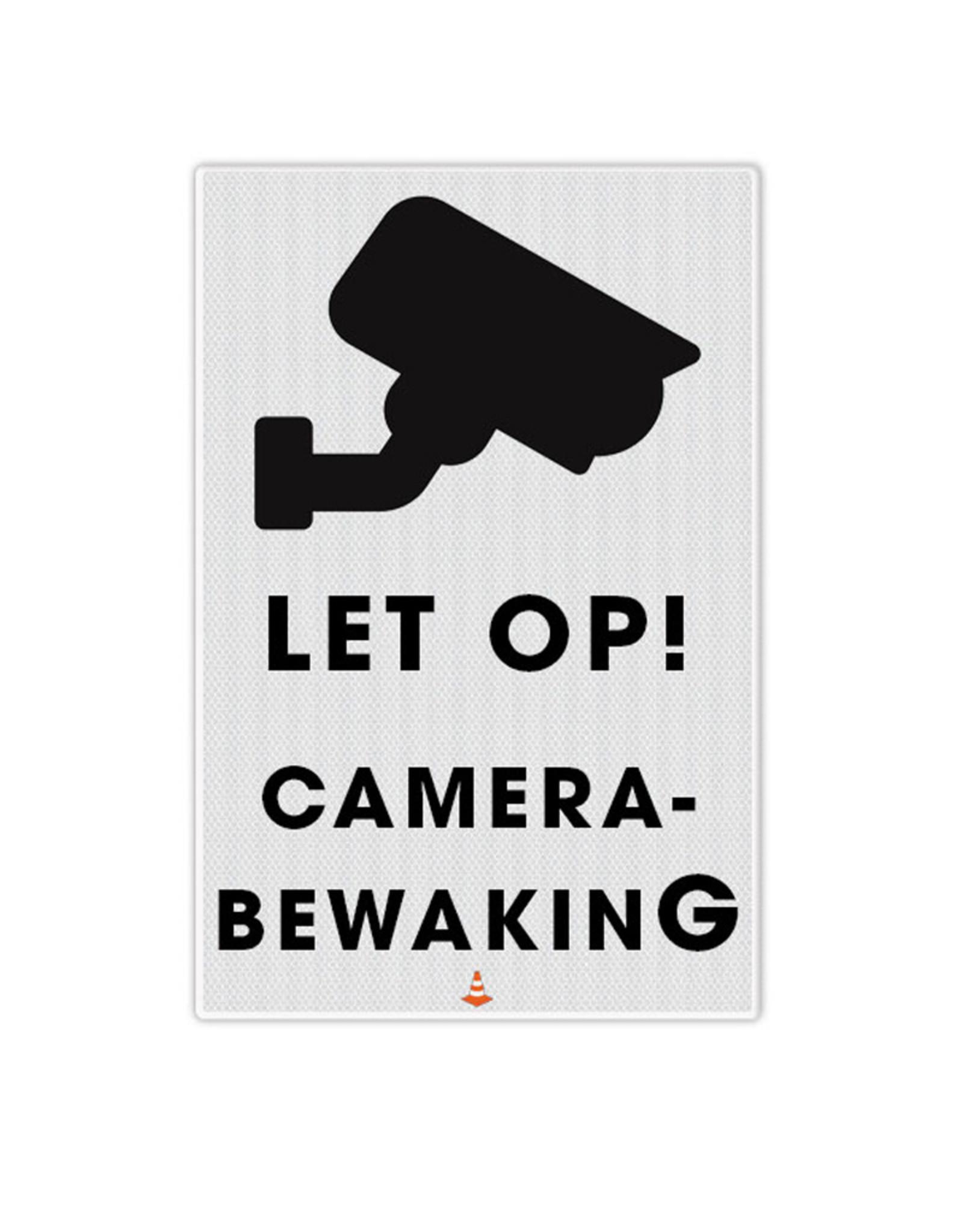 Ri-Traffic   Verkeersbord DOR Camerabewaking