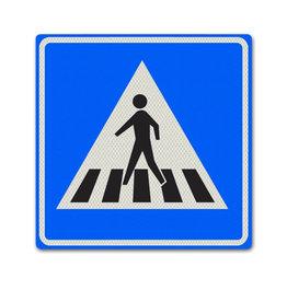Ri-Traffic | Zebrapad Verkeersbord