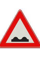Ri-Traffic | Verkeersbord J01 DOR Waarschuwingsbord Slecht Wegdek