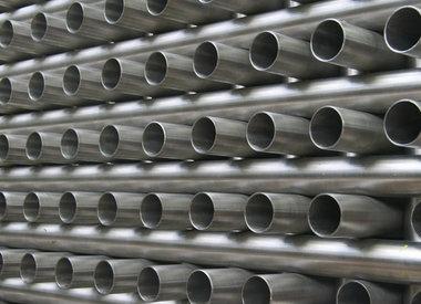 Aluminium Buispalen