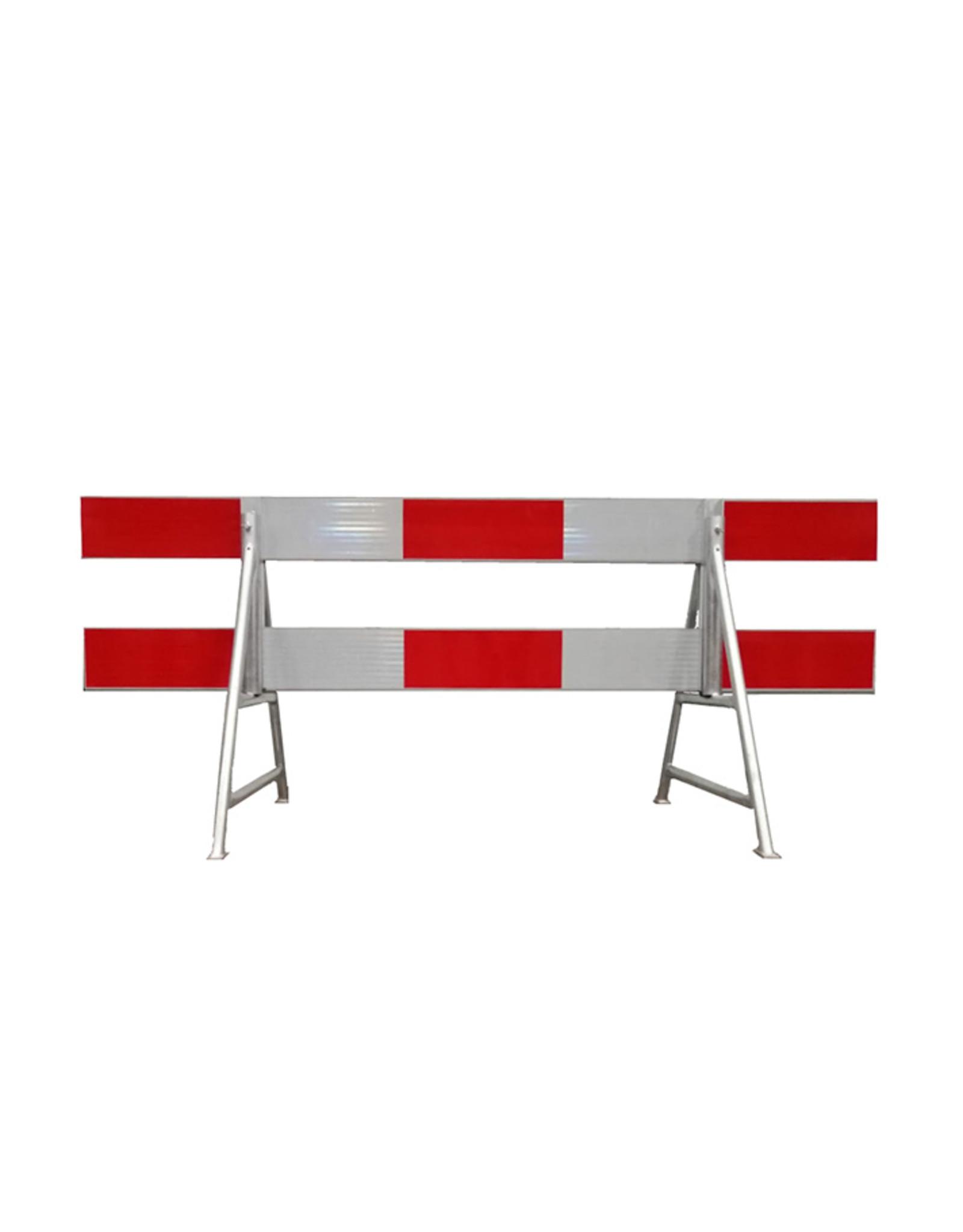 Ri-Traffic | Kunststof Schrikhek 250 cm (Dubbelzijdige Reflectie)