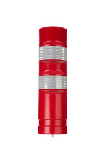 Ri-Traffic | Kunststof Plooibakens Rood 75 cm met Retroreflecterie