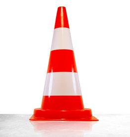 Ri-Traffic | Budget verkeerskegel 75cm lichtgewicht