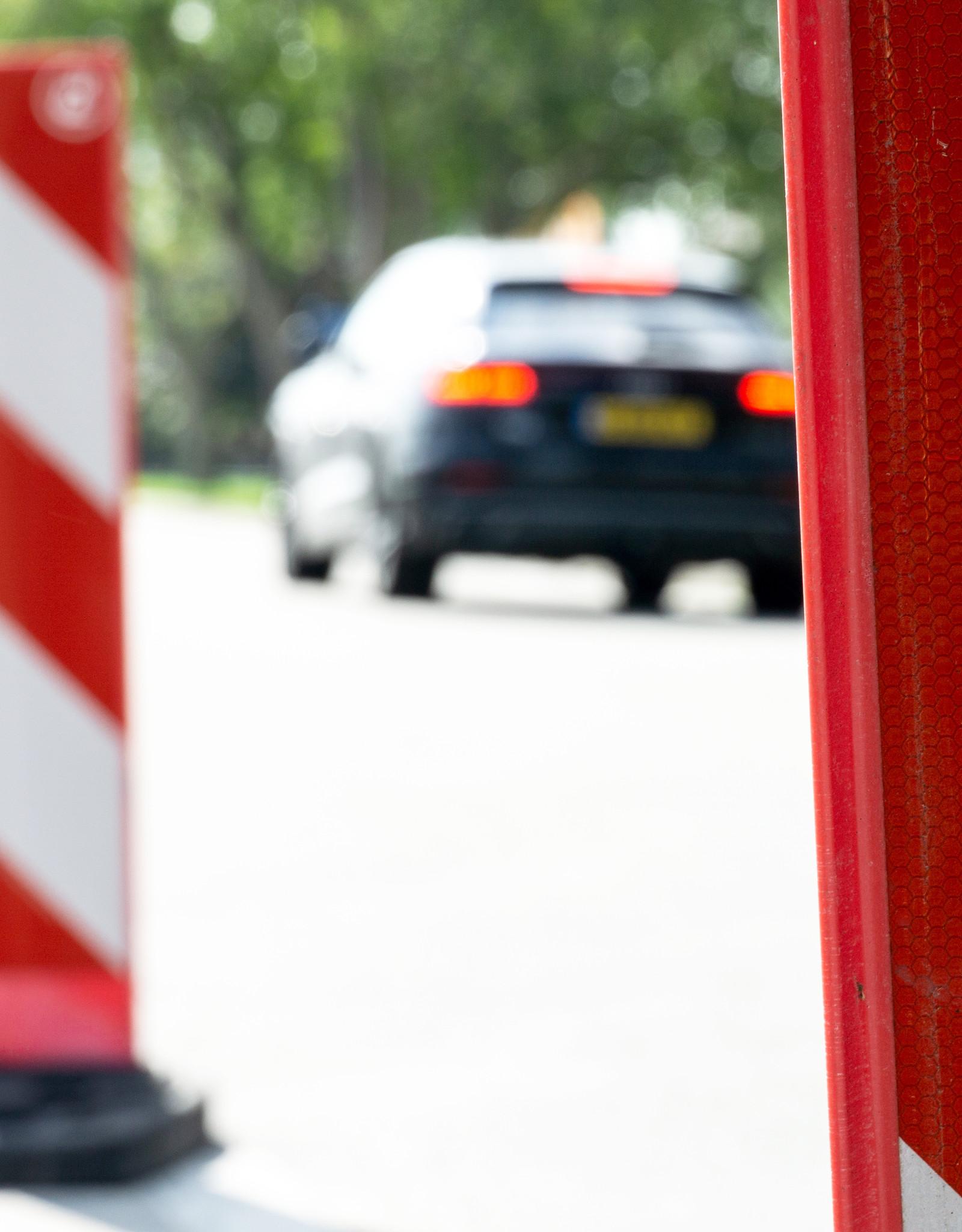 Ri-Traffic | Geleidebaken Flexibel, dunne geleidebaken (Slim-Design)