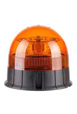 Ri-Traffic | LED Zwaailamp Amber R65 met 3-bouts montagevoet | 12-24v |