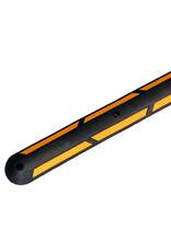 Ri-Traffic | Scheidingsband Fietspad ZWART - 100 cm