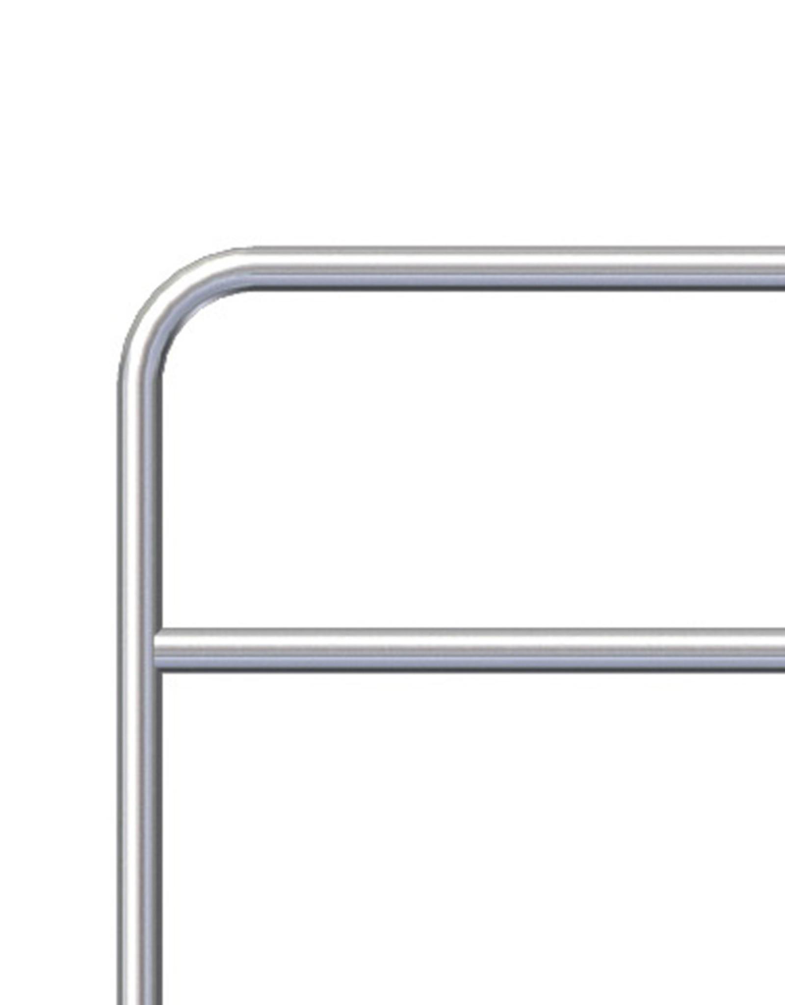 Ri-Traffic | Sluishekken Staal Gegalvaniseerd 50 cm x 140 cm
