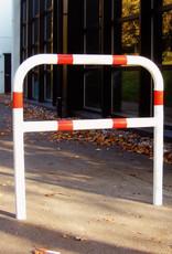 Ri-Traffic | Voetgangerssluis Staal, Rood-Wit, 100 cm x 120 cm