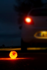 Ri-Traffic | Megaflares Oranje, set van 6 stuks (incl. koffer)