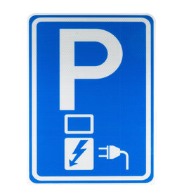 Verkeerswinkel | Bord Elektrisch Oplaadpunt